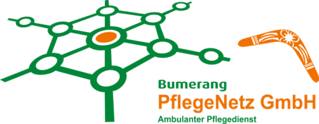 PflegeNetz Beeskow Logo